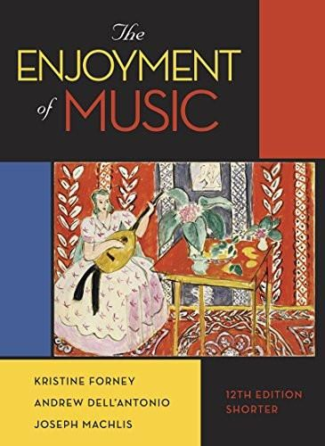 62 best ebook new images on pinterest best books book nerd and the enjoyment of music shorter twelfth edition fandeluxe Images