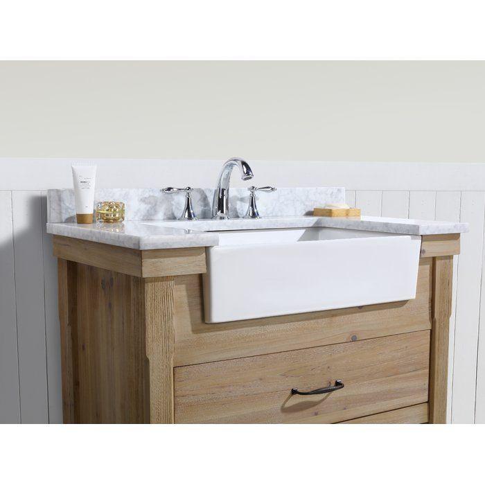 Walbridge 36 Single Bathroom Vanity Set Painted Vanity Bathroom Single Bathroom Vanity Bathroom Vanity Tops