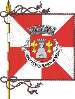 Bandeira de Vila Franca de Xira