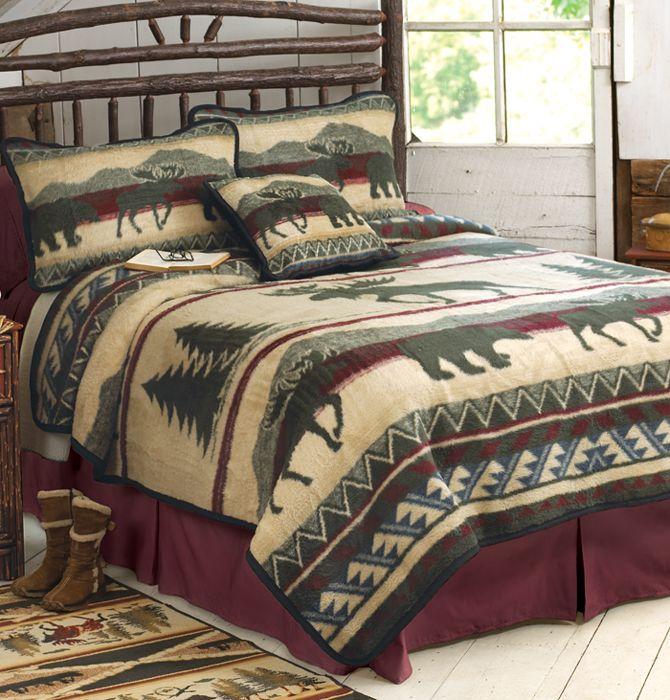 23 best Bedding for Ski Condo images on Pinterest Bedspreads