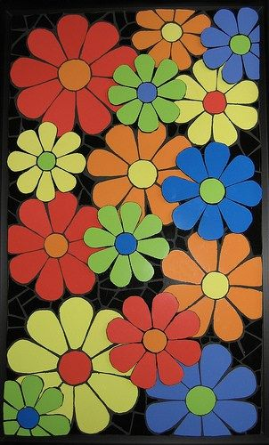 Those 70s Flowers – Merribeth O'Keefe