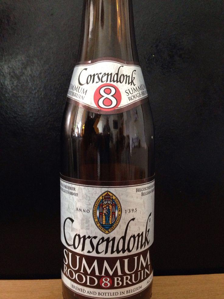 Corsendonk - Summum rood bruin. 33cl, 8,1% Brouwerij Corsendonk, Turnhout