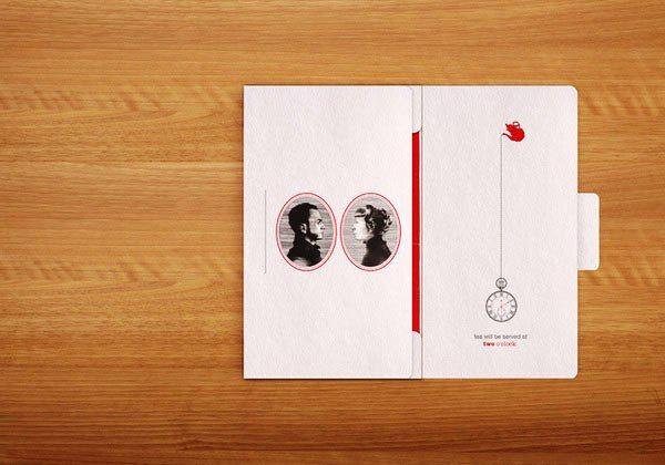 35 best contoh undangan pernikahan desain inspiratif cantik dan unik contoh desain undangan pernikahan inspiratif cantik dan unik wedding invitation design 27 stopboris Gallery