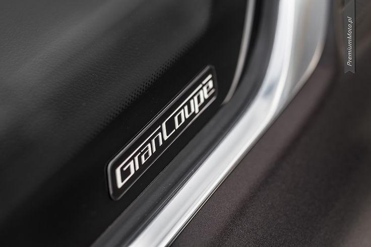 BMW grancoupe badge. #BMW #grancoupe #badge