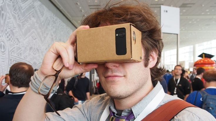 Google Cardboard: the Best Wearable You're Not Wearing