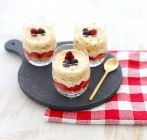 Engelse trifle