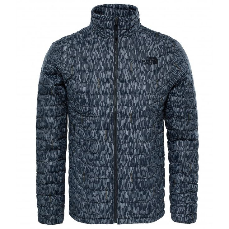 Geaca The North Face Thermoball Full Zip M Gri Iarna