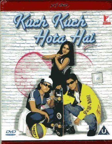 Kuch Kuch Hota Hai: Amazon.co.uk: Shahrukh Khan, Kajol, Rani Mukerji, Salman Khan, Karan Johar, Yash Johar: DVD & Blu-ray