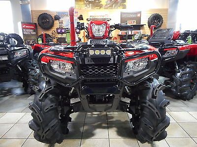 "All New 2015 Honda TRX500 Foreman Rubicon 4WD ""Mud Pro Series"" - EXCLUSIVE DEAL! BUY NOW ONLY $8495.0"