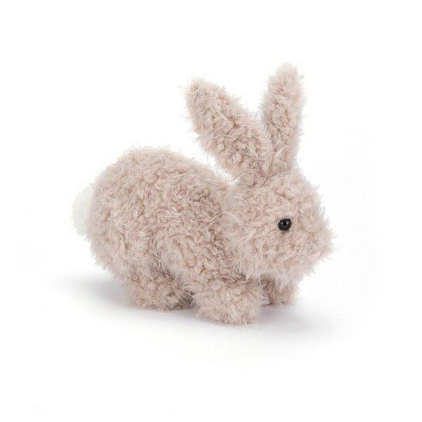 Jellycat – Beige Hoppity Bunny 1