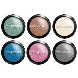 COVERGIRL FLAMED OUT EYE SHADOW