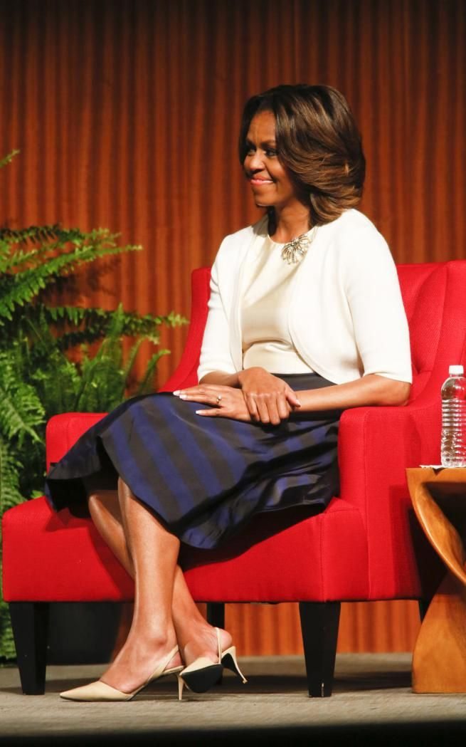 THe FIRST LADY: The President's Civil Rights Summit Speech | The Obama Diary