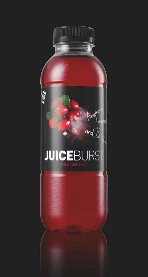JuiceBurst Cranberry