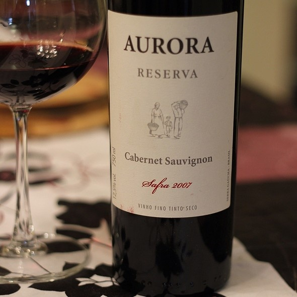 Aurora Reserva Cabernet Sauvignon: Tom S Cellar, Cabernet Sauvignon
