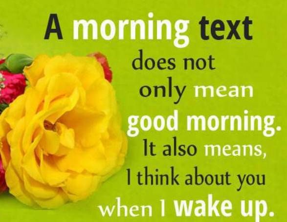 Good Morning Love Msg Wallpaper : 25+ Best Ideas about Best Good Morning Messages on ...