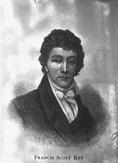 August 1 1779 Francis Scott Key Born On This Day In American