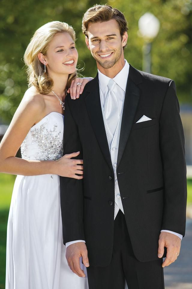 45 best Wedding Tuxedos images on Pinterest | Tuxedo for wedding ...