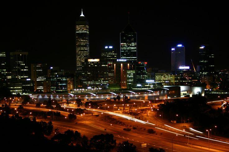 Perth, Western Australia. Taken from Kings Park
