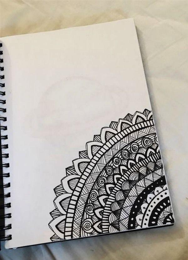 50 Coole und einfache Dinge zum Zeichnen, wenn Sie…