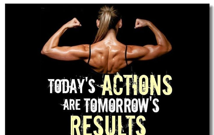 Poster Bodybuilding Men Girl Fitness Workout Quotes Motivational Font Print 26