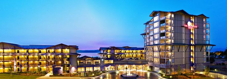 The Beach Club Resort - Vancouver Island BC Golf Vacations - Parksville, BC