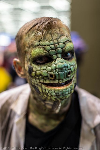 Reptilian - 2014 ECCC Comicon Seattle