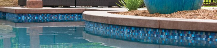 Pool FAQS: When Waterline Tiles on A Fiberglass Swimming Pool