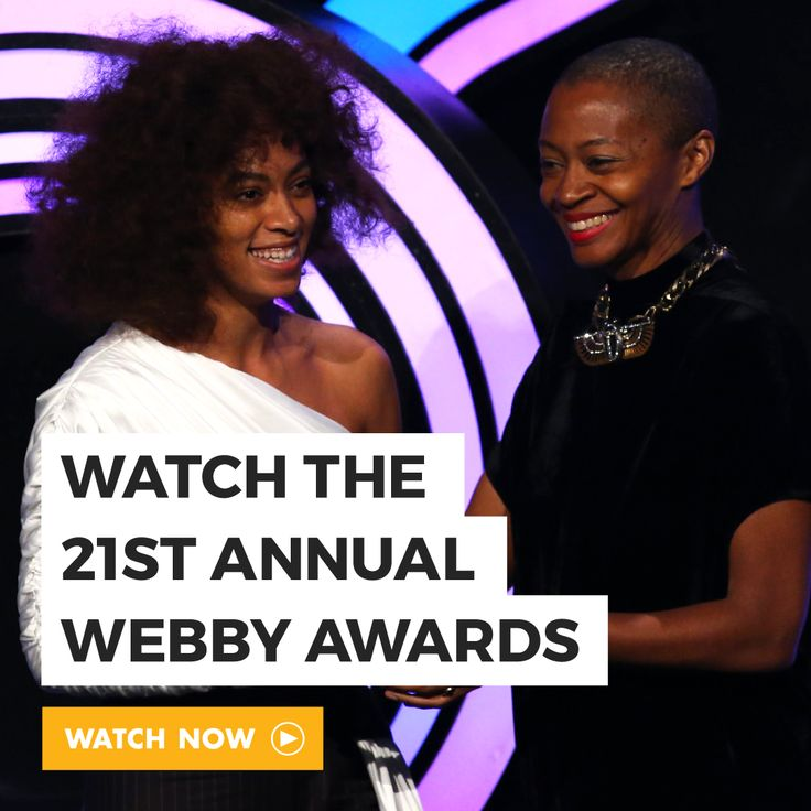 Architecture & Design 2017 |  The Webby Awards