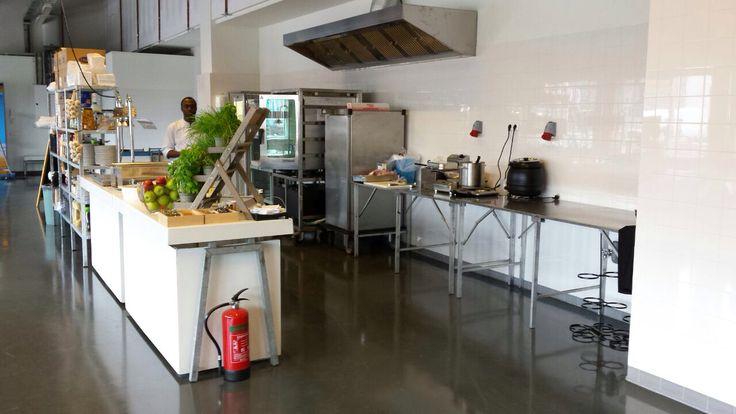 Keukenvloer van G-vloeren
