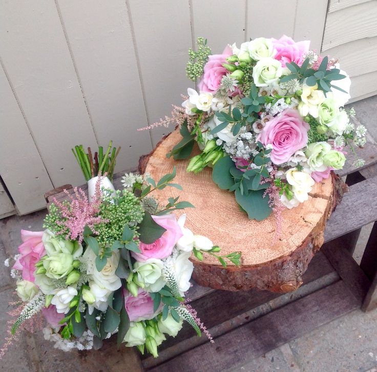 Rustic bouquet by Miss Mollie's Flowers