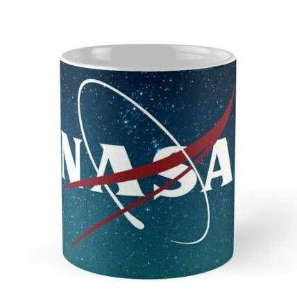 Nasa taza Nasa decoración nasa galaxia taza del espacio