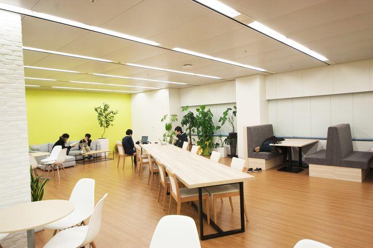 デザインと機能性を兼ね備えたオフィス|オフィスデザイン事例|デザイナーズオフィスのヴィス