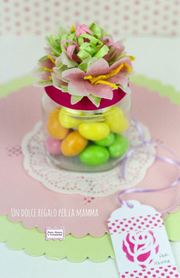 Sweet handmade gift  for mum