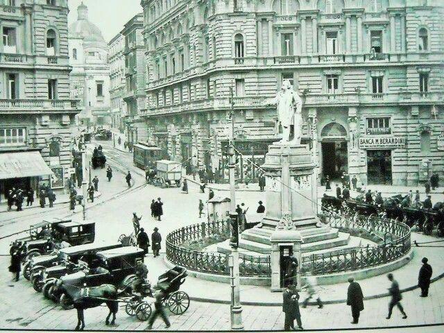 Piazza Nicola Amore #Napoli