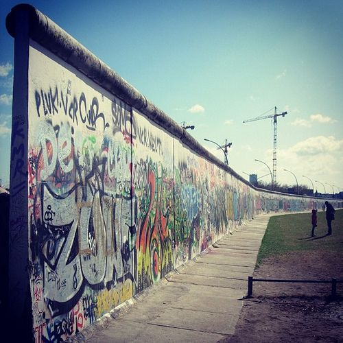 Berlin wall | Flickr – Condivisione di foto!
