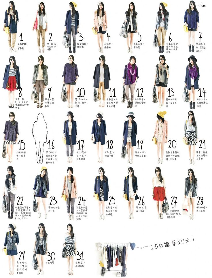 161 Best Images About Capsule Wardrobe Tips On Pinterest