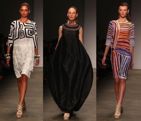 Model on a Mission - First Australian Indigenous Fashion Week