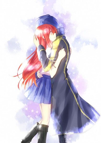 Tags: FAIRY TAIL, Erza Scarlet, Jellal Fernandes