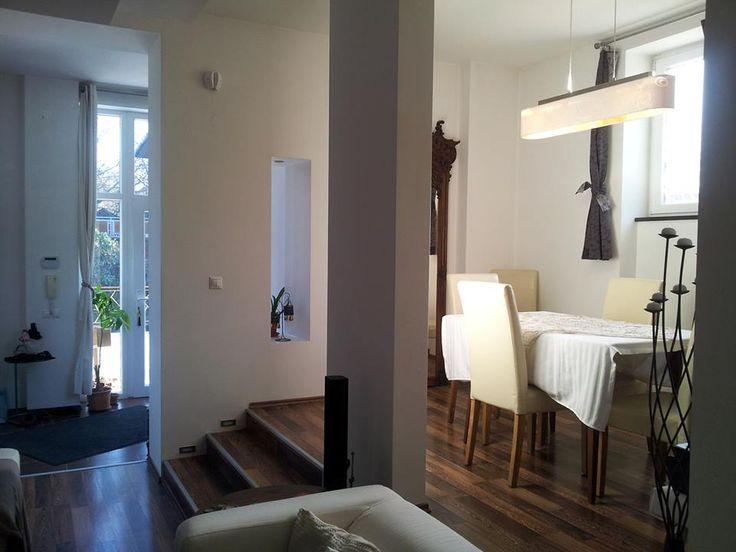 Dining room in Budapest,  interior: Veronika Györe www.lakjjol.blogspot.com