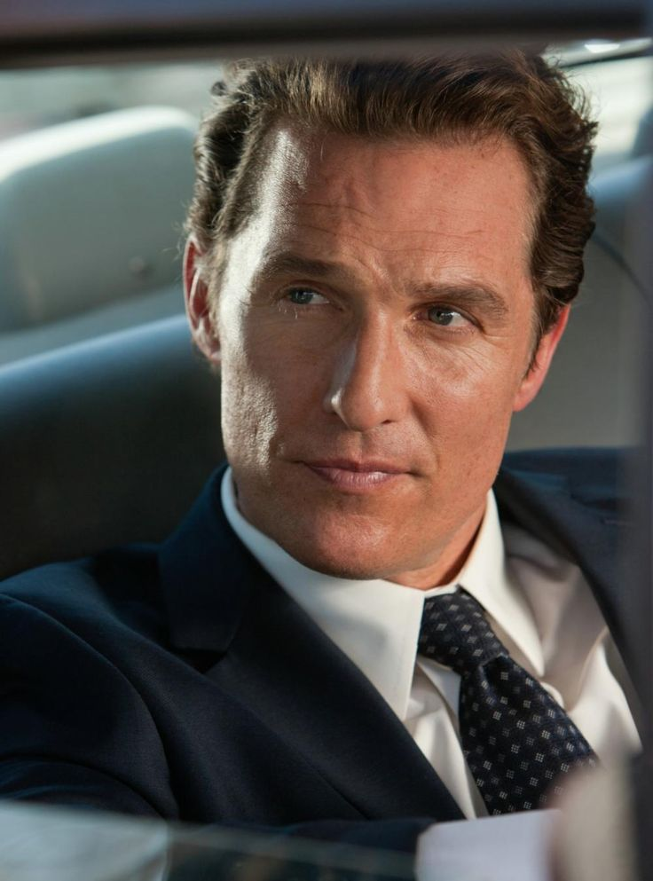 "Matthew McConaughey - Lincoln Lawyer ""he could be my lawyer anyday""!"