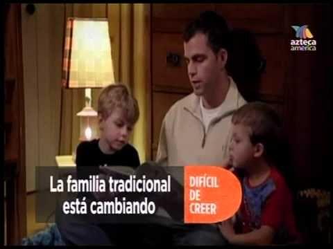 La familia tradicional esta cambiando