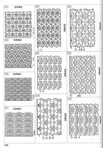 Узоры,мотивы,кайма крючком+модели.2008 – Tayrin 3 – Webová alba Picasa
