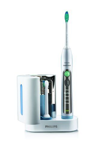 Philips Sonicare HX6972/10 FlexCare Plus Rechargeable Electric Toothbrush (075020007964) Philips Sonicare HX6972/10 Ships in Retail Packaging Gum Care mode improves gum health in only two weeks Contoured brush head removes plaque along the gumline Decreases gum bleeding and helps prevent gum recession Patented sonic technology drives fluid to stimulate gums Model# of handle component is HX6950