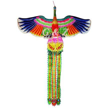 Chinese Phoenix Kite gzintlinc 06/10/15