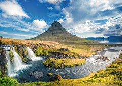 Cascate di Kirkjufell, Islanda | Puzzle | Novità | Prodotti | IT | ravensburger.com