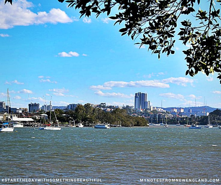 Brisbane River - home to a million memories #startthedaywithsomethingbeautiful