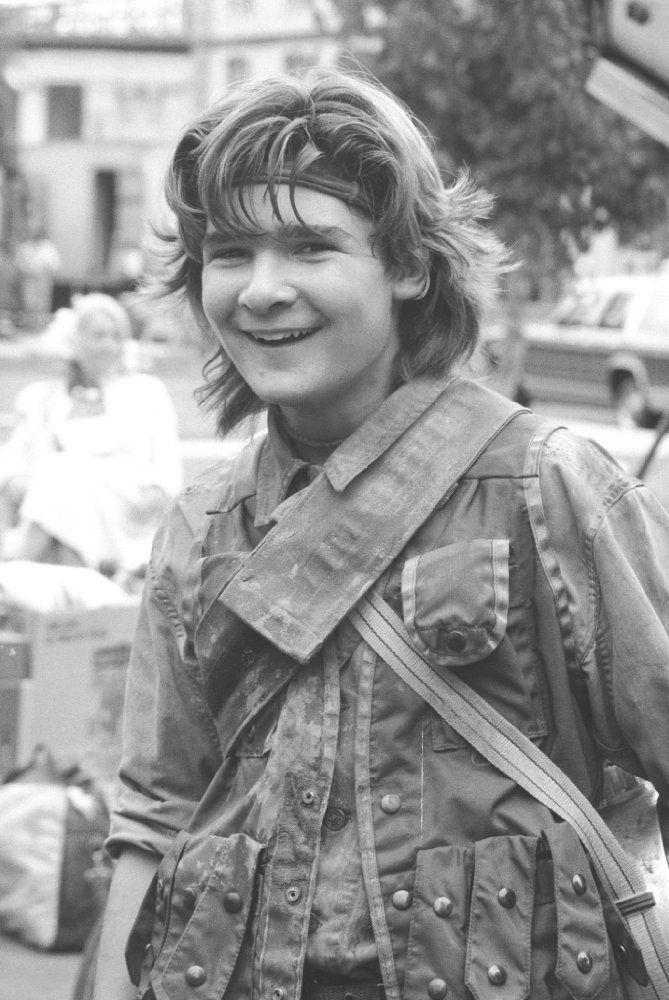 Corey Feldman in The Lost Boys (1987)
