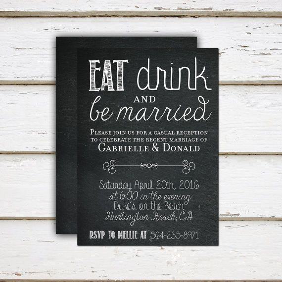 The 25 best Elopement reception ideas on Pinterest