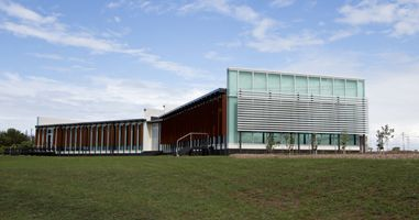 HB Architecture, Northland Port Corporation, Whangarei, New Zealand