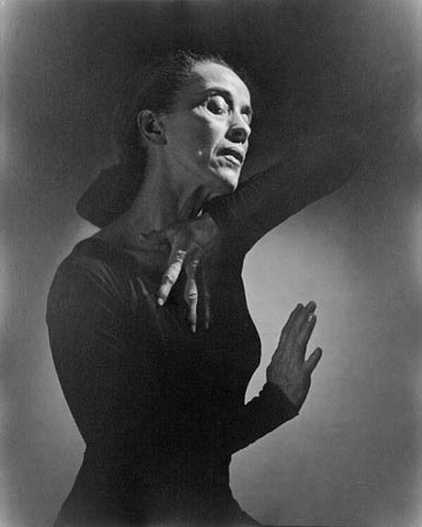 Марта Грэм великая американская танцовщица и хореограф